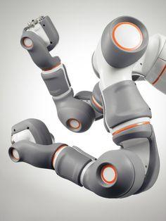 Roboterkonzept - Roboterkonzept: Kopfloser Kollege - Robotertechnik - handling.de