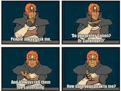 Ganon/Ganondorf Whatever! Lol