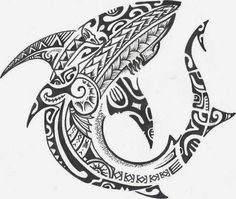 Shark Teeth Maori Tattoo Designs And Meaning #1034 | Photo Gallery - Tattoos Gallery                                                                                                                                                                                 More