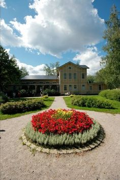I used to work here! Finland, Mansions, House Styles, Places, Decor, Historia, Decoration, Manor Houses, Villas