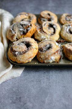 Yeast-Free Cinnamon Buns Recipe