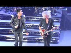 Queen & Adam Lambert - HD - Don't Stop Me Now - Hammersmith Apollo UK - July 12