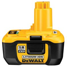DEWALT DC9180 18 -Volt Lithium-Ion Battery Pack *** Be sure to check out this awesome product.