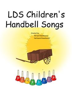 LDS Children's songbook for 8 note colored handbells Singing Lessons, Singing Tips, Music Lessons, Primary Songs, Primary Singing Time, Lds Primary, Primary Lessons, Lds Music, Piano