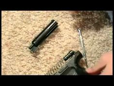 How to Make an airsoft gun more powerful by upgrading the spring