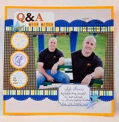 Q & A *Inspired By Stamping* - Scrapbook.com