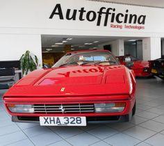 Supercars101 - Car Classified Profile - 1989 Ferrari 328 GTS Quattrovalve