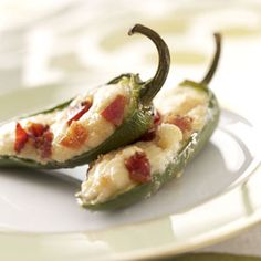Maple Jalapenos - the perfect blend of sweet and savory with an awesome kick.  These are always a hit!