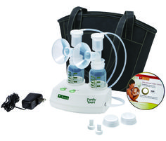 Ameda Purely Yours Breast Pump - Get it through insurance! Aeroflow Breast pumps