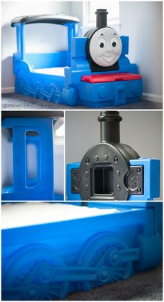 thomas the train toddler bed review
