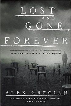 9 new mysteries to read if you love Sherlock Holmes, including Lost and Gone Forever by Alec Grecian.