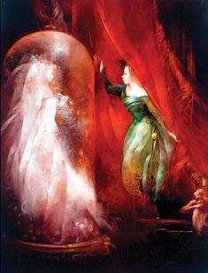 The Bride by Anne Bachelier