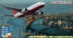 Flights to London, England have significantly gone down in recent years. This is largely due to the expansion of budget airlines and online discount travel sites. Because London is one of the most vibrant cities to visit, you can afford to travel there if you do your research and shop on a reputable travel discount site. #JYOTRAVEL #DomesticFlight #AirFlightBooking #FlightTicketBooking #FlightsToLondon