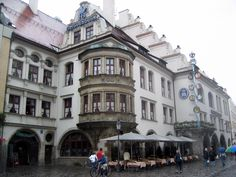 You can't go to Munich, Germany without visiting the Hofbrauhaus!