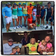After a few months of hard work at the Johan Kriek Tennis Academy, it is time for Liza Khabarova and Alina Zolotareva to leave Charlotte to play some tournaments on the ITF Pro Circuit Tour. First tournament coming up for the two Russian female players' will be in Kazakhstan! Good luck Liza and Alina! We will miss you! Hope to see you both back soon! In the meantime, you can always count on the support from the JKTA Team while you are out there fighting! #JohanKriekTennisAcademy #JKTA…
