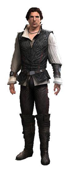 Ezio - Noble Florentino