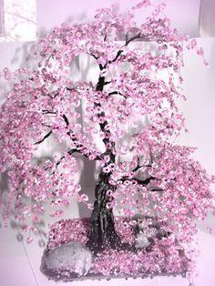 Beaded Tree Tutorials