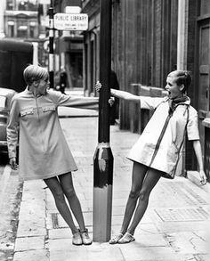 Twiggy 60s Style