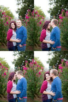 Chickamauga Battlefield Engagement :: Chattanooga TN Engagement Photographers :: Eden Bliss Weddings