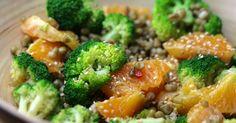 leckeres Rezept für Salat mit Mungbohnen ✓ einfach und vegan ✓  ☆ Hier nachkochen!