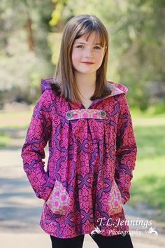 Andover Pullover and Jacket pattern Sizes 6-12m 12-18m 18-24m 2t 3t 4t 5t 6 7 8 10 12 14 16