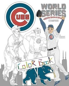 [PDF] Download Chicago Cubs World Series Champions: A Detailed Coloring Book for Adults and Kids *Read Online*