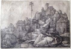 St. Anthony Reading (1512)