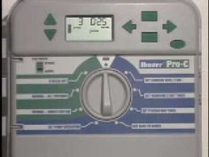 Hunter PRO-C sprinkler controller.                     I guess you can tell what I'm working on.