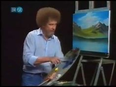 Bob Ross - Light and Dark