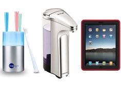 Check out these new gadgets for all the hygiene freaks out there.