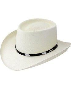 99e7adb9e10bd Stetson Royal Flush 10X Shantung Straw Cowboy Hat