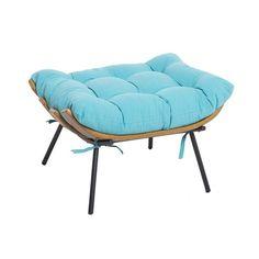 Banqueta Costela Tecido - Banqueta com estrutura em metal, ripas em multilaminado imbuia. Assento pode ser revestido em tecido. Fabricação Desmobilia.