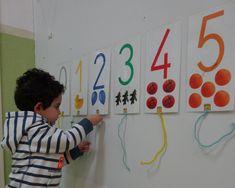 El Monstruito en Monteagudo: ABN. 3 años: Conteo.