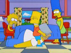The Simpsons Funny Cartoon Characters, Tv Funny, Simpsons Art, Bojack Horseman, Bobs Burgers, Homer Simpson, Futurama, Animation Series, Cool Cartoons