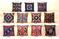 Tribal Kelims #cushions #covers #tapestries #textiles #designs #home #homedecor #cushioncovers #kathwariofkashmir #textiles #decor #pillows