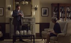 Centsational Girl » Blog Archive Interiors in House of Cards - Centsational Girl