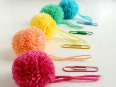 welcome to the pom pom world! click for much more!!!