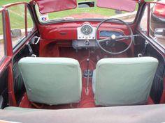 Morris Minor 1000 Convertible (1968)