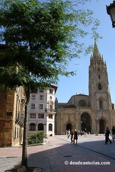 Casco histórico de Oviedo. Qué ver en Oviedo   Asturias   Spain [Más info] https://www.desdeasturias.com/el-casco-historico-de-oviedo/