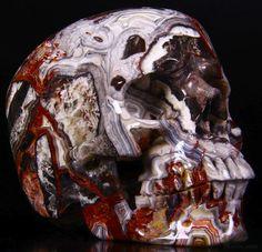 Crystal Skulls via devidsketchbook.com