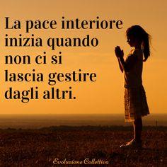 #aforismi #frasi #citazioni #paceinteriore #evoluzionecollettiva Zen Quotes, Tumblr Quotes, Words Quotes, Love Quotes, Motivational Quotes, Inspirational Quotes, Sayings, Italian Quotes, Funny Photos