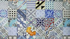 Garden Deco, Tuile, Shops, Moroccan Interiors, Mosaic Patterns, Trends, Mediterranean Style, Ceramic Pottery, Decoration