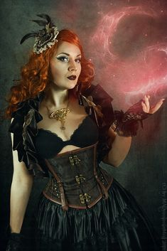 Touch of Steam II by MADmoiselleMeli on DeviantArt