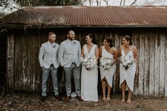 Rachel loves Chris | White Wedding in the Hinterland - The Bride's Tree Wedding Dreams, Wedding Day, 20 Weeks Pregnant, Marriage Celebrant, We Get Married, Bridesmaid Dress Colors, Friend Wedding, Engagement Couple, Beautiful Bride