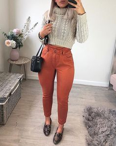 Jackie 🐙 Source by parkeralexis Outfits invierno Casual Fall Outfits, Mom Outfits, Fall Winter Outfits, Chic Outfits, Trendy Outfits, Winter Fashion, Fashion Outfits, Spring Outfits, Fashion Hacks
