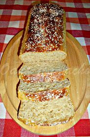 "Cooking with love ! : PAINE ""GRAHAM"" -DUKAN (DUKAN ""GRAHAM"" BREAD) Dukan Diet Recipes, I Foods, Vanilla Cake, Graham, Deserts, Paleo, Bread, Cooking, Felicia"