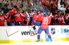May 2 - There's a lot going on in this one after Jason Chimera scores.