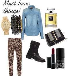 """""""Must-have set"""" by goodkseni on Polyvore"""