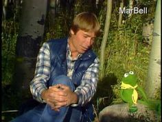 This clip is beyond cute.  From Rocky Mountain Holiday with John Denver  and the Muppets.  John Denver sings a song to encourage Robin the Frog and flies kites with his own children.  SGS