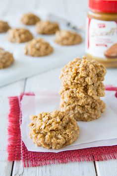 Biscoff No Bake Cookie   Cooking Classy